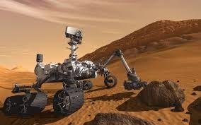 Viaggio su Marte a bordo di Curiosity