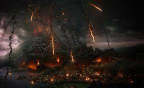 Rivivi in diretta l'eruzione del Vesuvio nel 79 d.C.