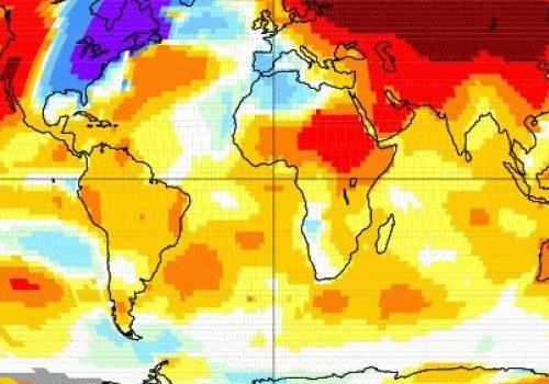 2015, l'anno più caldo di sempre