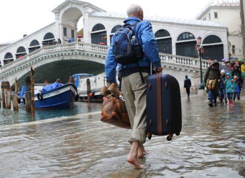 Italia sott'acqua