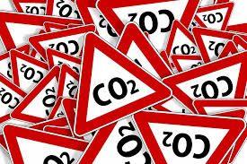 Coronavirus: CO2 in calo del 75%