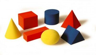I solidi geometrici